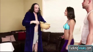 Teen whip fucked by her mature instructor