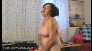 Yummy mature german fucked hard
